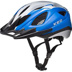 KED Tronus Helmet Blue Pearl Matt
